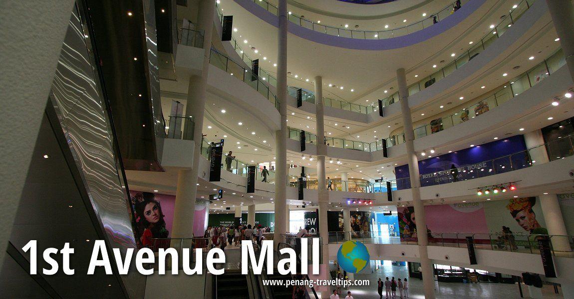 1st Avenue Mall