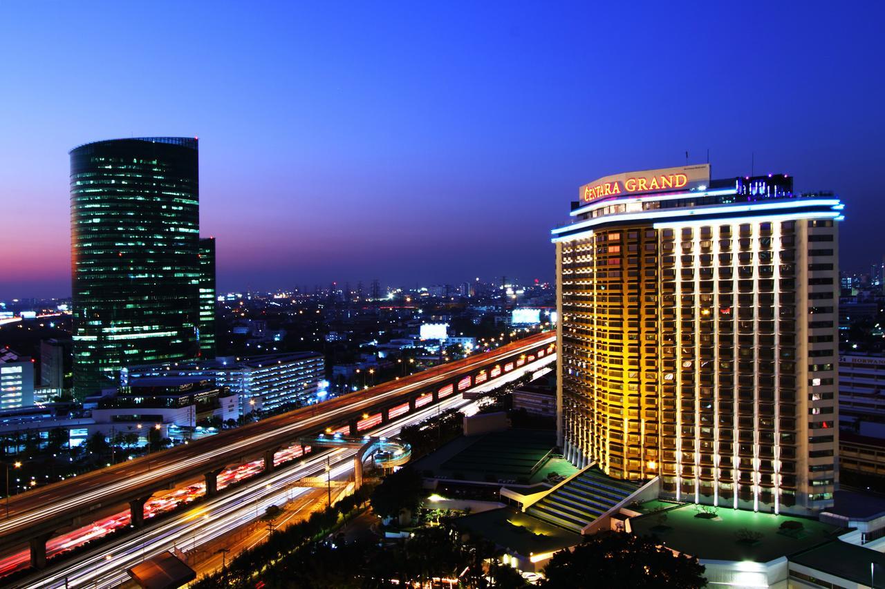 Centara Grand at Central Plaza Ladprao Bangkok