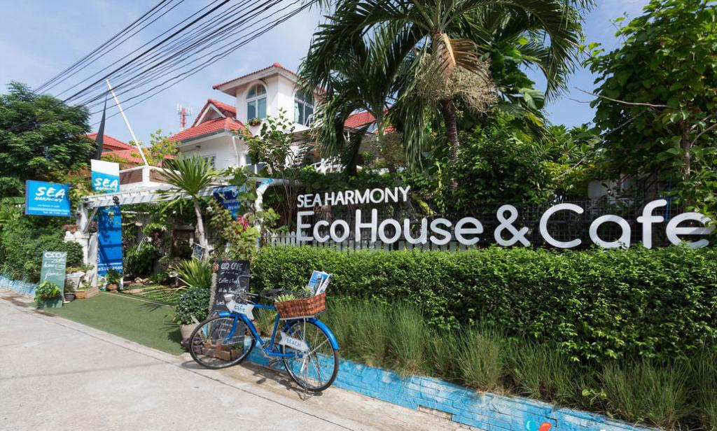 Sea Harmony Eco Cafe Hua Hin