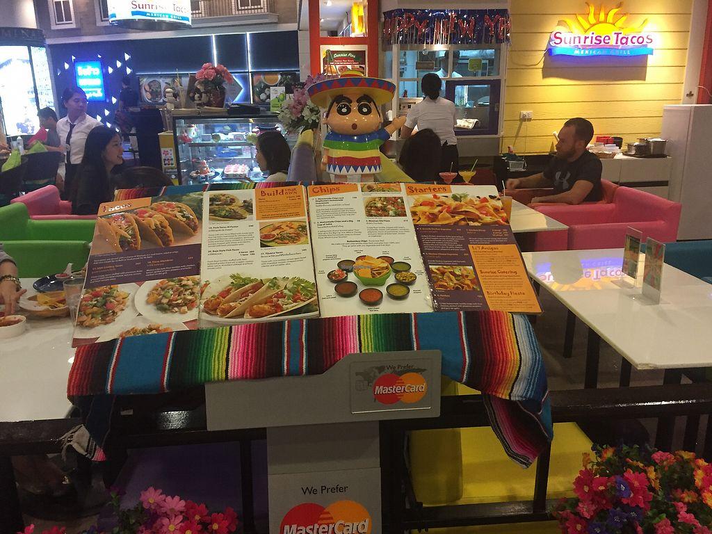 Sunrise Tacos Terminal 21