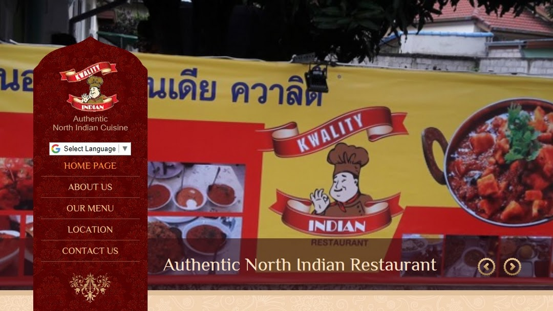 Kwality Indian Restaurant
