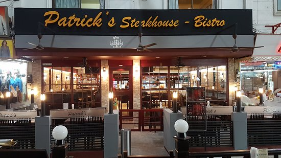 Patrick's Belgian Restaurant & Steakhouse