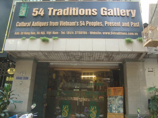 54 Traditions Gallery