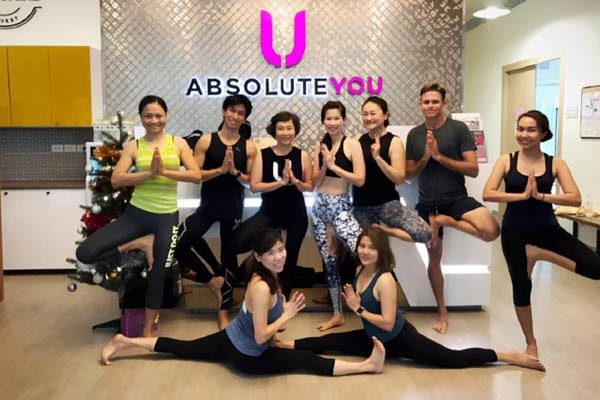 Absolute You Phuket Yoga Limelight Avenue Studio