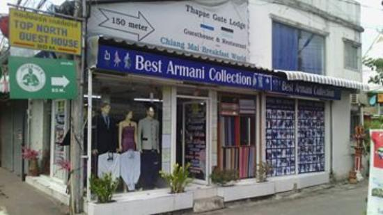 Best Armani Collection International