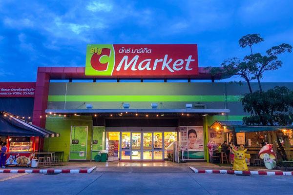 Big C Market Thepkasattri