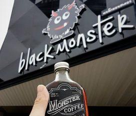 Black Monster Cafe' Huahin 45