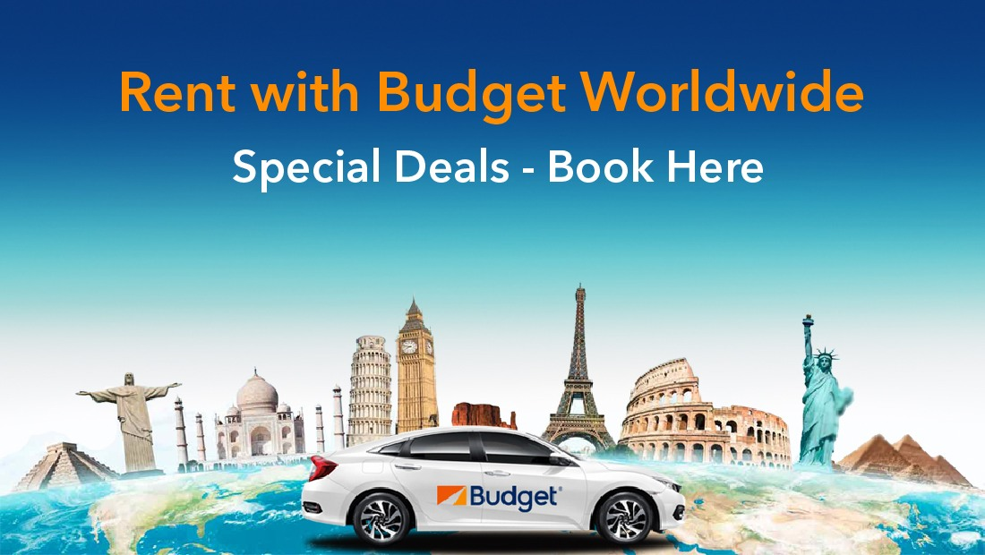 Budget Car and Truck Rental @Patong