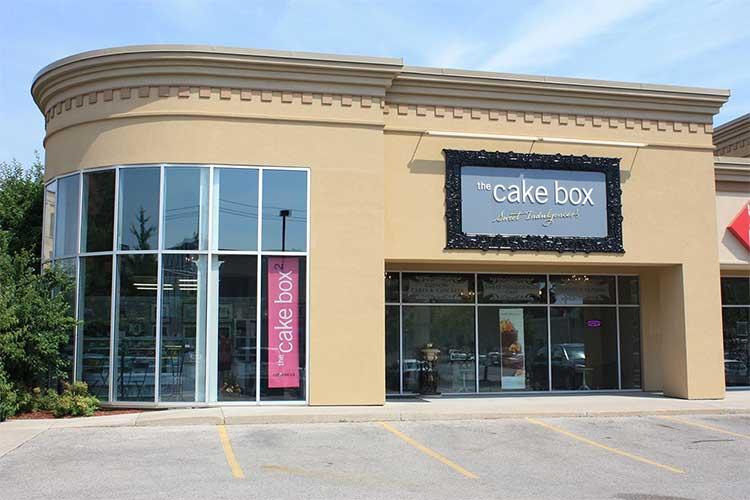 Cake Box Bakery Mart and Café