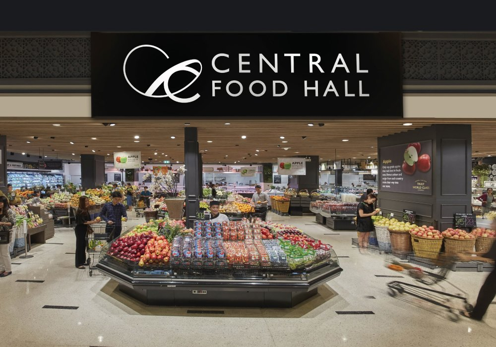 Central Food Hall at Central Festival Phuket
