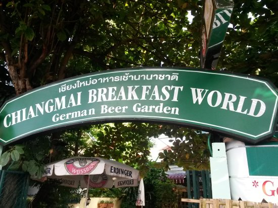 Chiang Mai Breakfast World