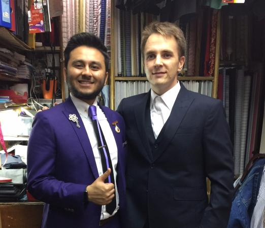 David Fashions (Hong Kong Tailors)