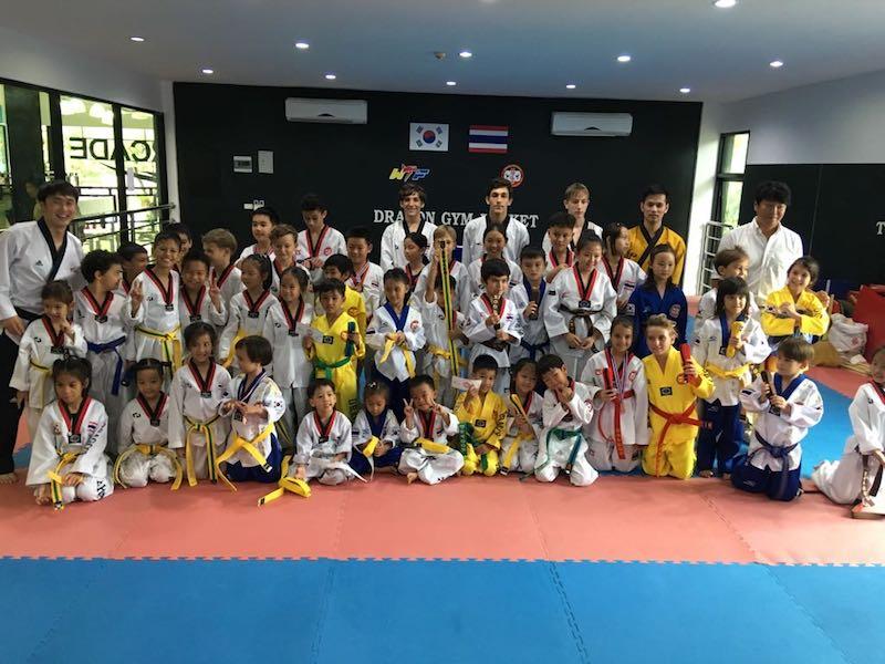 Dragongym Taekwondo Phuket