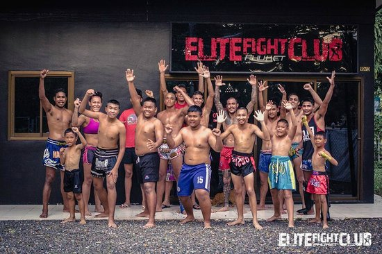 ELITE FIGHT CLUB
