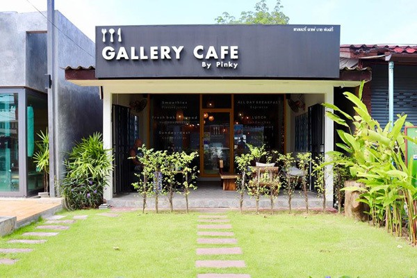 Gallery Cafe by Pinky, Phuket Town