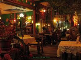 Gecko Cabane Restaurant
