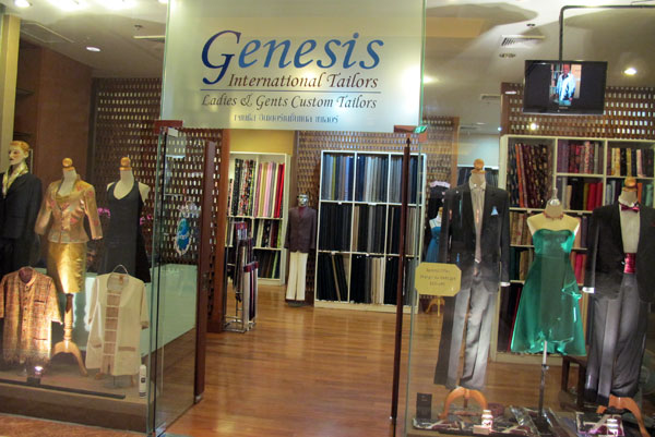 Genesis International Tailors