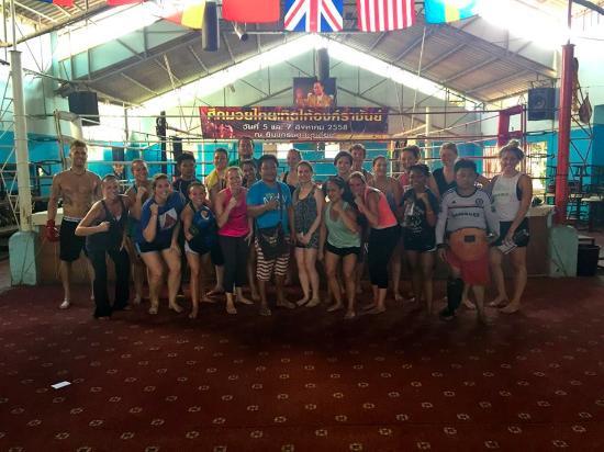 Grand Thai Boxing Hua Hin