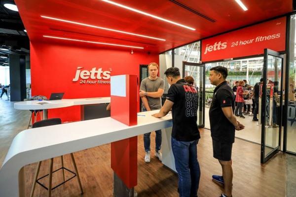 Jetts Fitness Central Festival Phuket