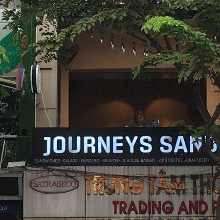 Journeys Sandwich Bistro – Ben Thanh District