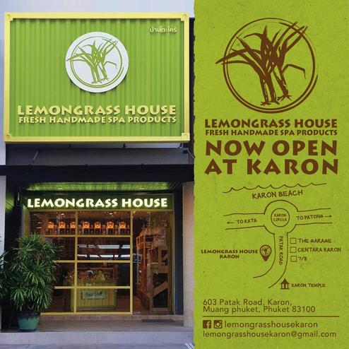 Lemongrass House Karon Shop