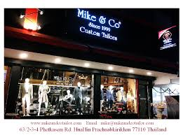 Mike and Co Tailor