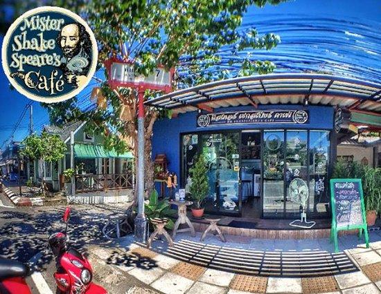 Mister Shakespeare's Cafe