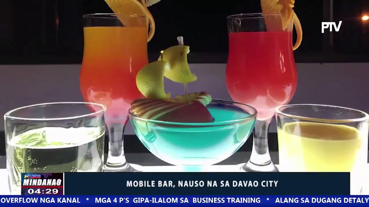 Mixed Temptation Mobile Bar