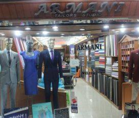 New Armani Tailor Studio