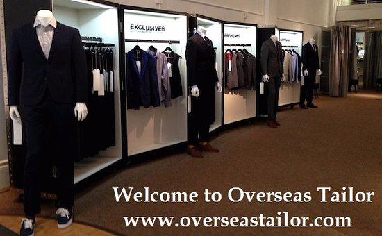 Overseas Tailor – 1st Branch