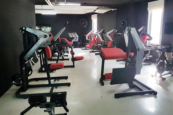 Phuket Bodybuilding Fitness Centre 24 hrs
