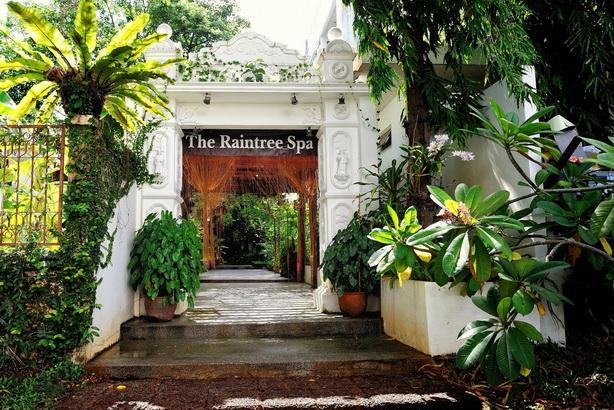 Raintree Spa Phuket
