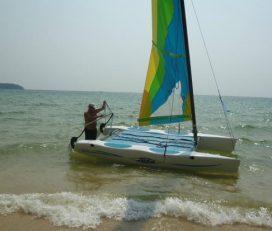 Sailsihanoukville – Catamaran Hire