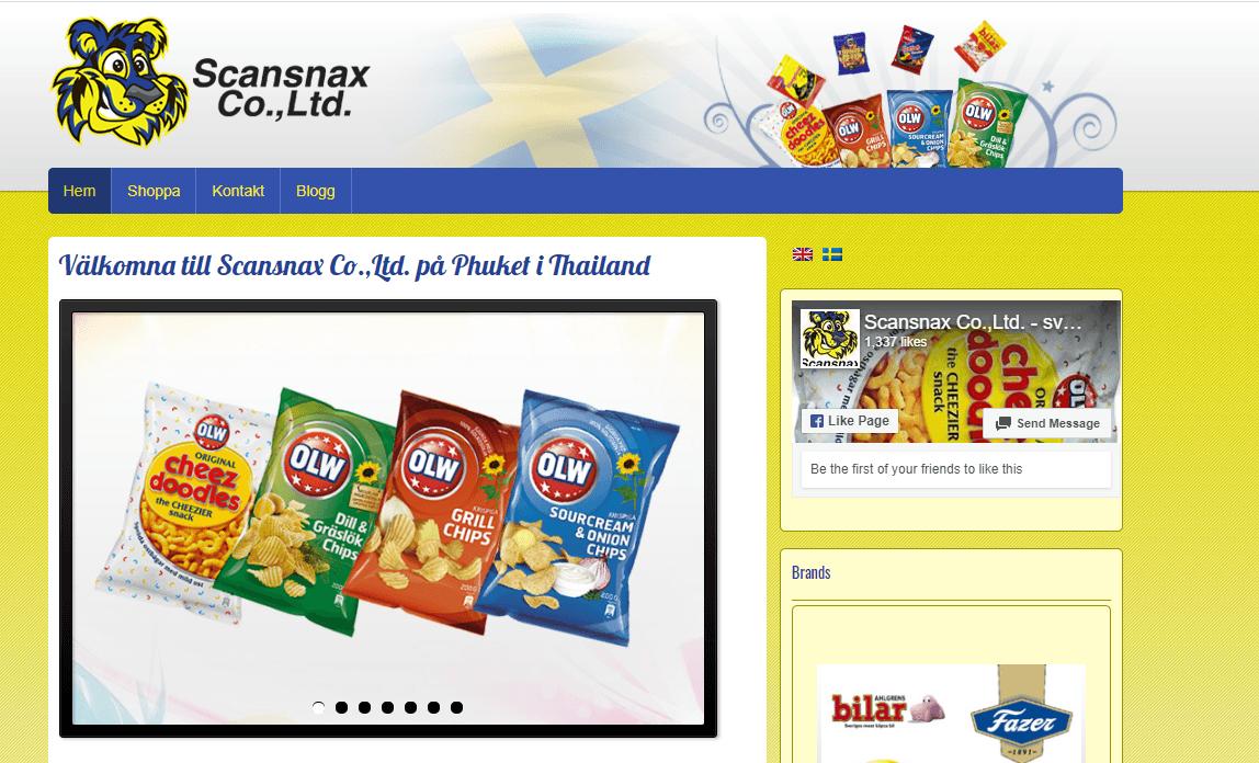 Scansnax Co.,Ltd.