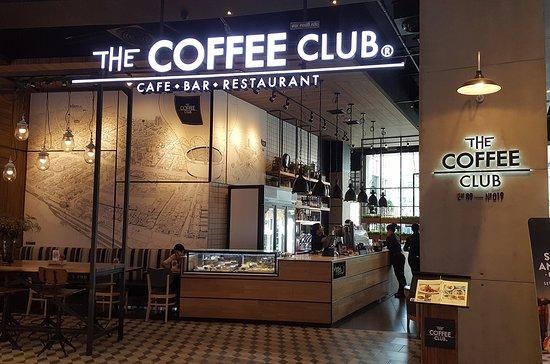 The Coffee Club – Bluport