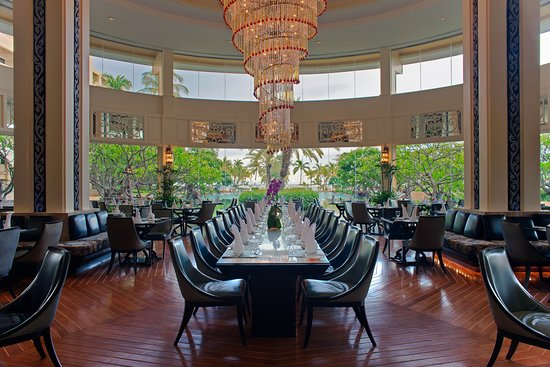 The Restaurant at Dusit Thani Hua Hin