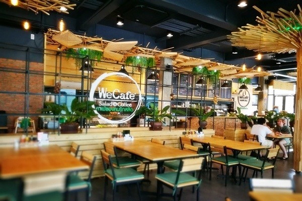 We Cafe Samkong