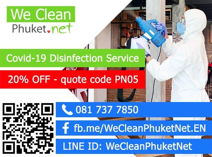 We Clean by Phuket.Net – English